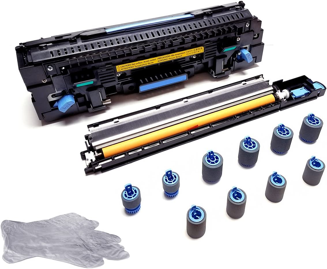 Altru Print C2H67A-AP (C2H67-67901) Maintenance Kit for HP Laserjet Enterprise M806 M830 (110V) Includes RM1-9712 (C2H67-69001, CF367-67905) Fuser, Transfer Roller Assembly & Tray 2-5 Rollers