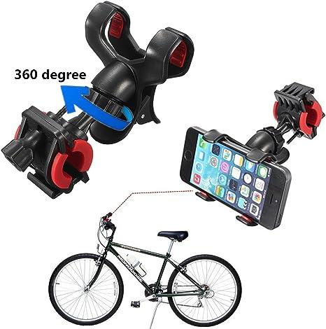 Soporte Universal Bici Bicicleta Moto para iPhone Samsung ...