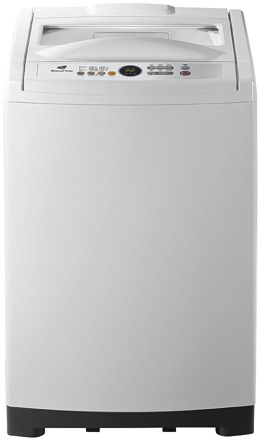 Samsung WA10V5WEP Independiente Carga superior 8.5kg Blanco ...