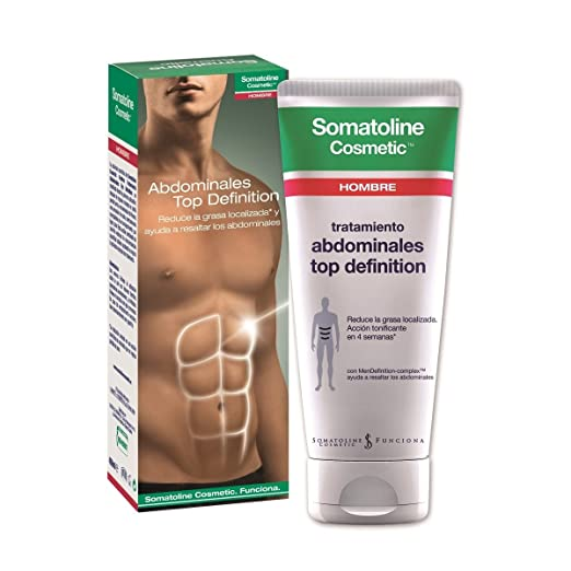 27 opinioni per Somatoline Cosmetic Uomo Trattamento Addominali Top Definition Sport 200 ml