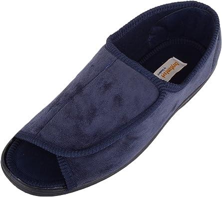 Absolute Footwear Mens EEE Wide Fitting
