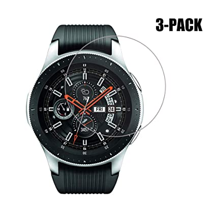 Amazon.com: [3 unidades] Samsung Galaxy Watch 1.811 in 2018 ...