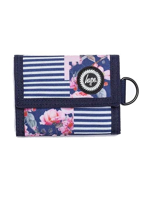 prezzi di sdoganamento modellazione duratura fashion design HYPE, Portafogli Blu Marina Militare: Amazon.it: Valigeria