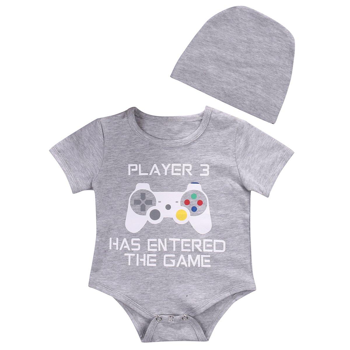 Baby Onesies Funny Sayings: Amazon.com