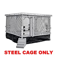 Figures Toy Company Steel Cage Playset [Ring Not Included]