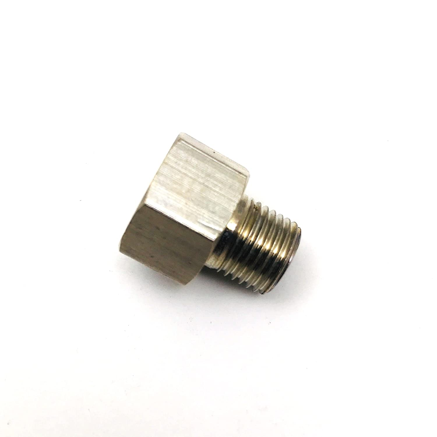 1 4 Npt >> Pipe 1 4 Npt Female To M10 M10x1 Male Metric Adapter Fitting Fuel