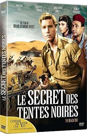 Le Secret Des Tentes Noires Dvd