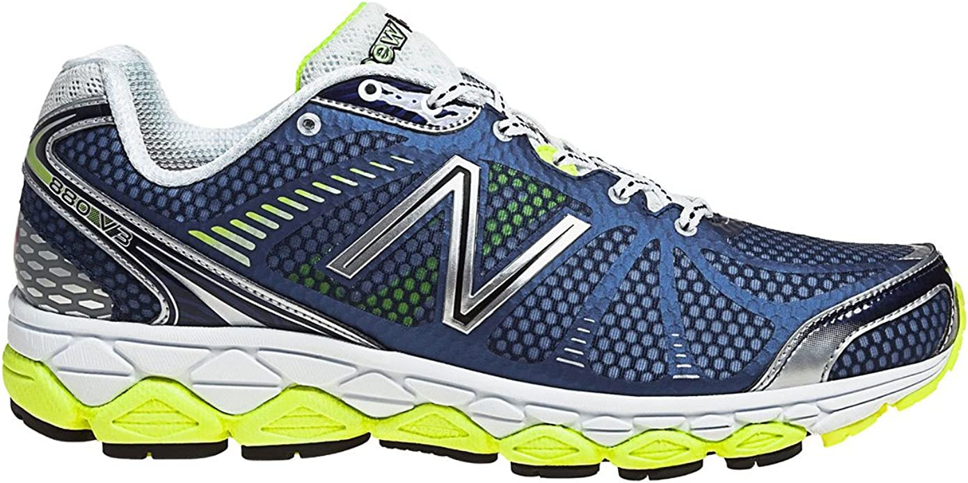 New BalanceM880NG3 - Zapatillas de Running Hombre, Color Amarillo, Talla 45: Amazon.es: Zapatos y complementos