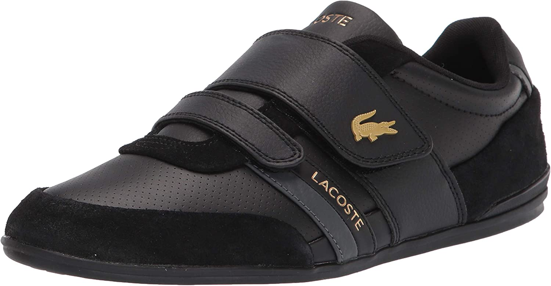 Lacoste Men's Misano Strap CMA Sneaker