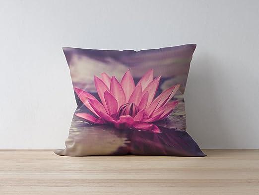 Cojín Zen 30 x 30 cm: Amazon.es: Hogar
