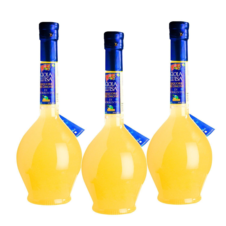 Limoncello of Sorrento Gioia Luisa (Pack 3 Bottles)