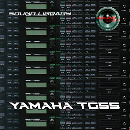 Amazon com: YAMAHA TG55 Large Original Factory and NEW Created Sound