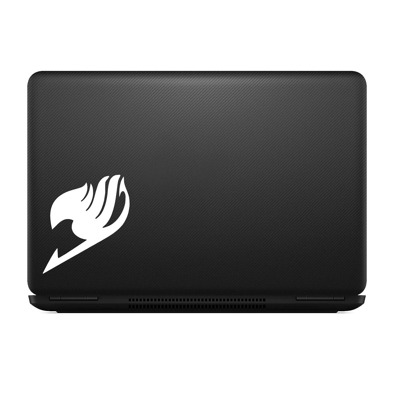 BM-MPR-169 White Bargain Max Decals Fairy Tail Logo Sticker Decal Notebook Car Laptop 5