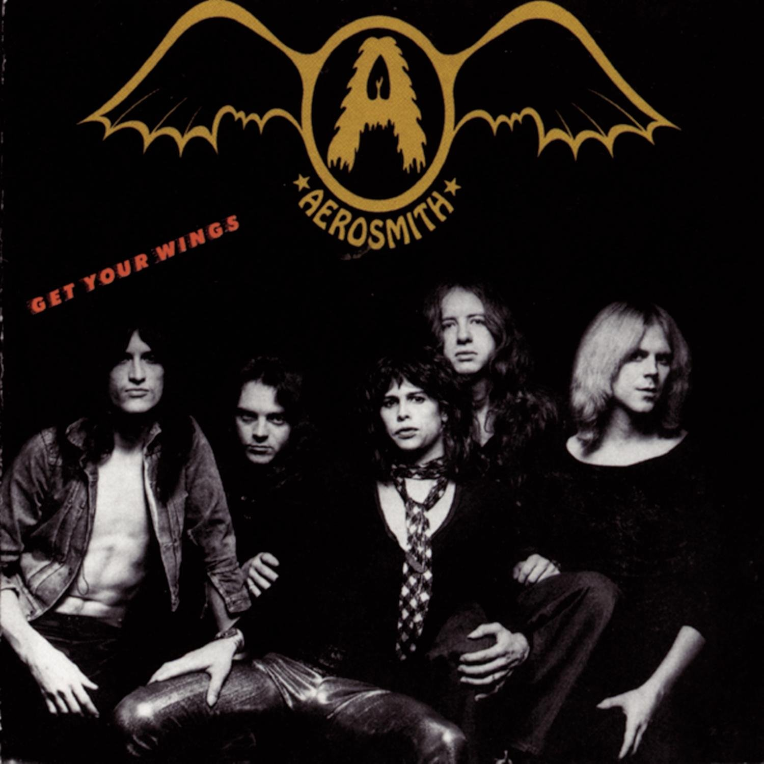 CD : Aerosmith - Get Your Wings (Remastered)
