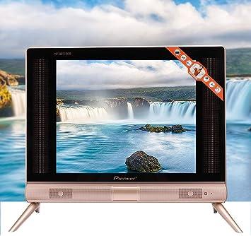 Rosvola Televisor LED de 17 Pulgadas y 1080p | Monitor de Pantalla ...