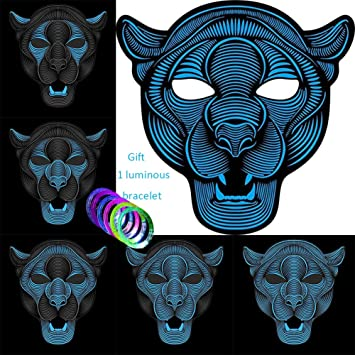 UK YOU/'RE NEXT WOLF TIGER MASK HALLOWEEN FANCY DRESS UP COSTUME COSPLAY YOURE 2