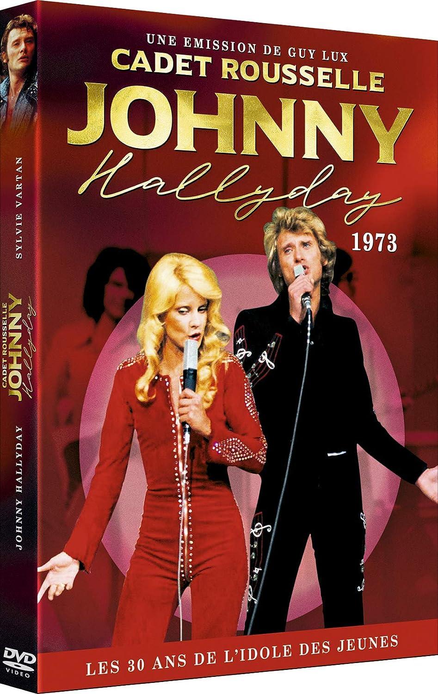 le 05/06/2019 : Cadet Rousselle Johnny Hallyday DVD 71MkBQmM8uL._SL1500_