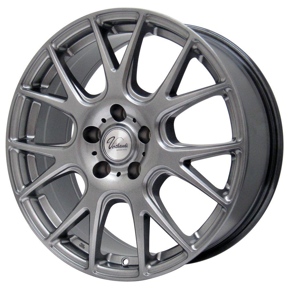 GOODYEAR(グッドイヤー) サマータイヤ&ホイール GT-Eco Stage 195/65R15 Verthandi(ヴェルザンディ) 15インチ 4本セット B01LZYNSP7