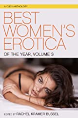 Best Women's Erotica of the Year, Volume 3 Paperback