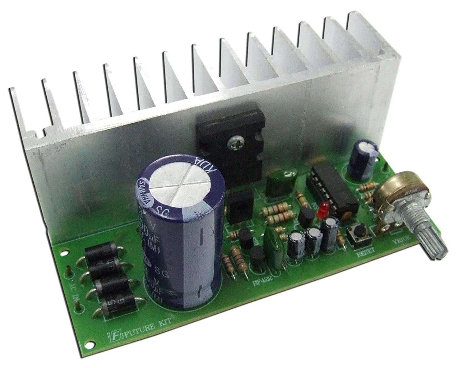 Regulator Power Supply Voltage Variable Ac Dc Module 0 30v 3a Circuit