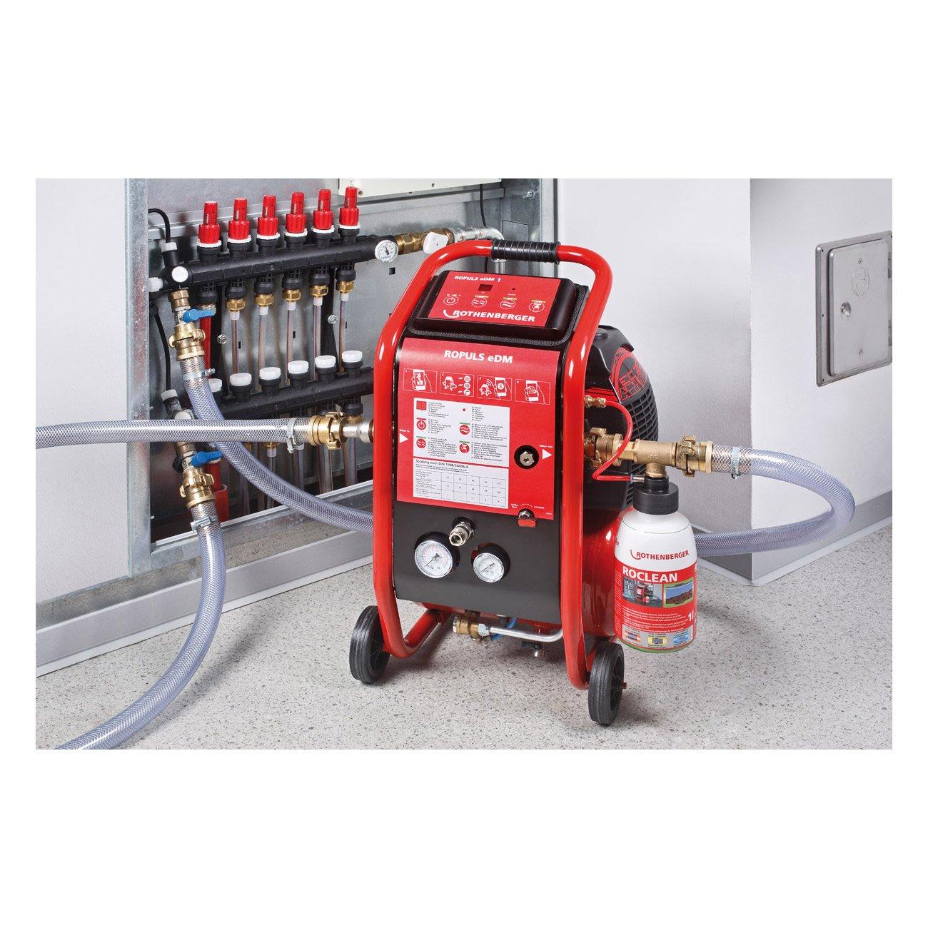 Rothenberger 1000001134/ /Reinigen Kompressor ROPULS Eingang