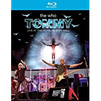 The Who: Tommy Live at the Royal Albert Hall [Blu-ray]