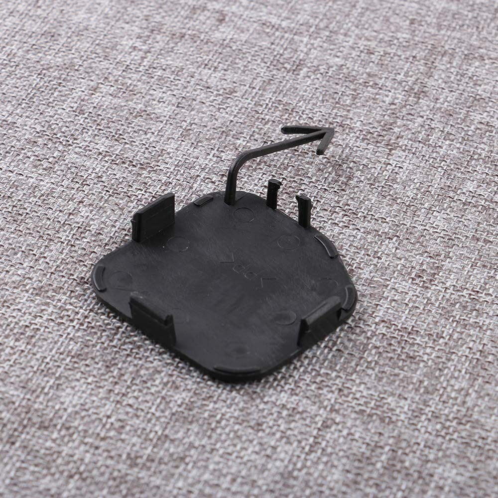 UPSM Rear Bumper Tow Hook Eye Cover Cap 57731SC050 Fit for 2009-2013 Subaru Forester