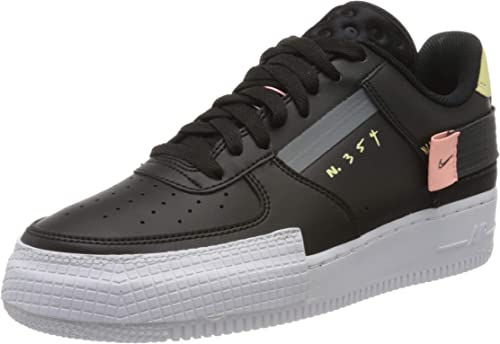 air force 1 nero
