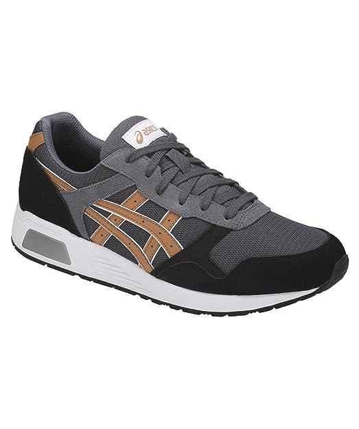 Asics H8K2L Sneakers Homme Carbon/Meerkat 42.5 JQdvr
