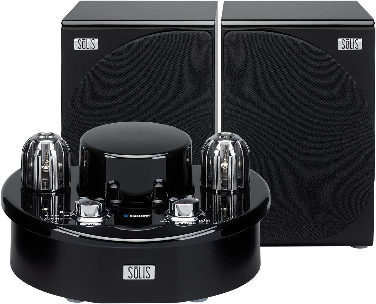 SOLIS SO-7500 Stereo Bluetooth Vacuum Tube Audio System