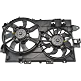 Radiator Dual Cooling Fan Assembly for 04-06 Lexus RX330