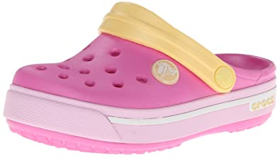 b80c4045d7ade Crocs Crocband II.5 Clog K Unisex Slip on J1: Buy Online at Low ...