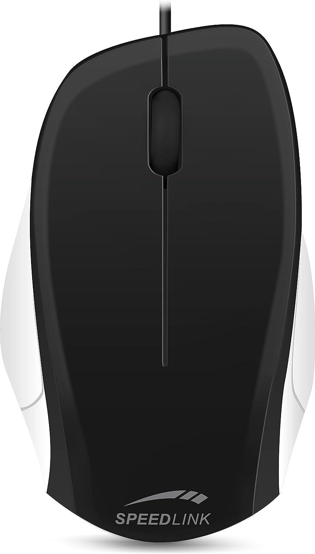 Speedlink Robuste 3 Tasten Maus Ledgy Mouse Usb Pc Computer Zubehör
