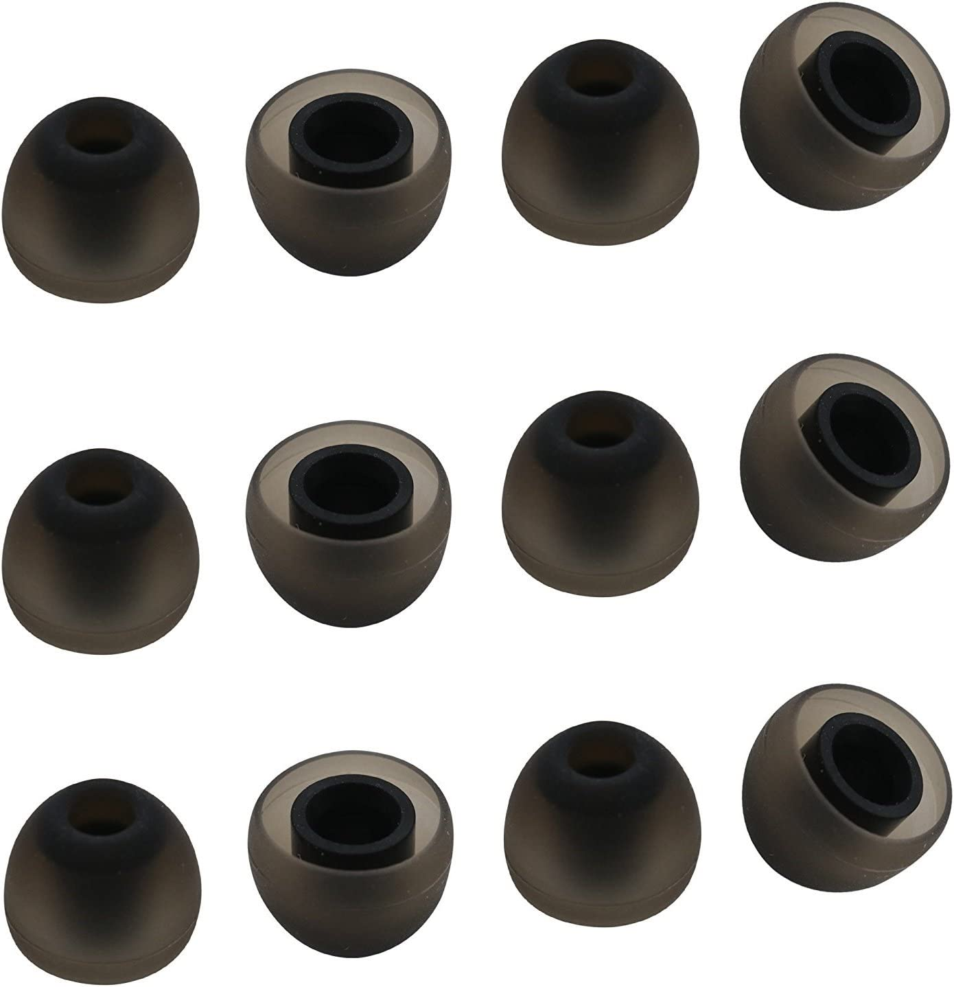 Fit for Jaybird X3 Foam Upgraded Memory Foam Earbud Tips 3 Pairs Medium Size ALXCD Replacement Foam Ear Tips for Jaybird X3 M
