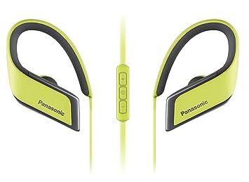 Panasonic RP-BTS30E-Y - Auriculares (Binaurale, USB, Gancho de ...