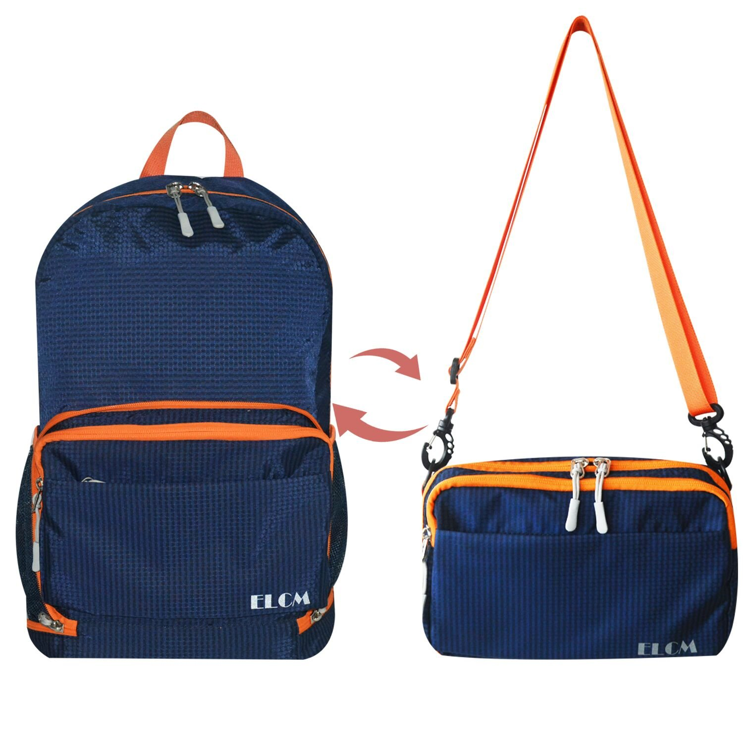 ... Leisure Sloping Bag, Suitable for Men and Women outlet. ELCM Foldable  and Packaged Multi-Purpose 25L Backpack Lightweight Water Resistant for  Outdoor ... 24b33cd01a