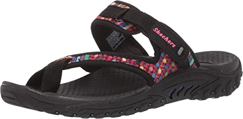Skechers Womens Zig Swag Casual Sandals