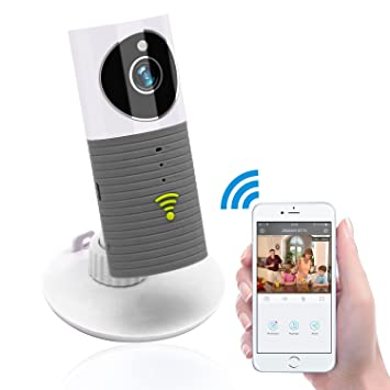 Clever Dog Wireless Security Wifi Cameras /Smart Baby Monitor /Surveillance  Security Camera With P2P