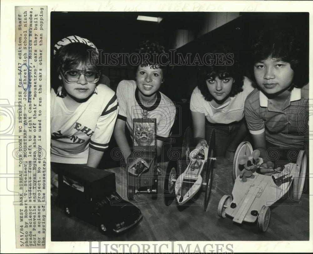Amazon com: 1984 Press Photo John Ehret High School Science Students