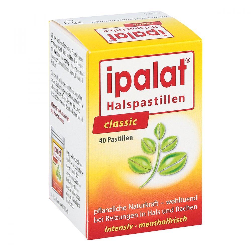 Ipalat TOS gotas Classic Pack de 40 Dr.R.PFLEGER GmbH 9942092