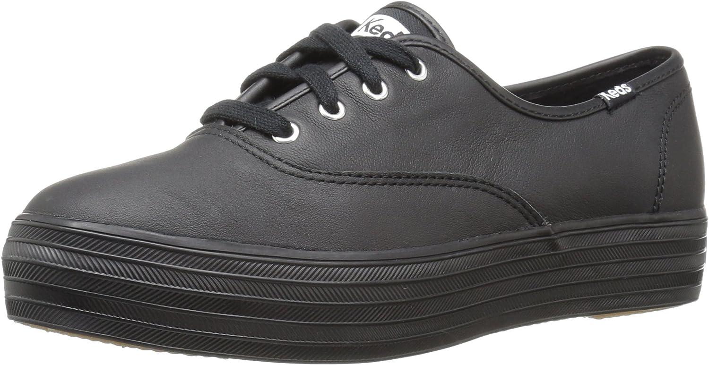 keds leather platform sneakers