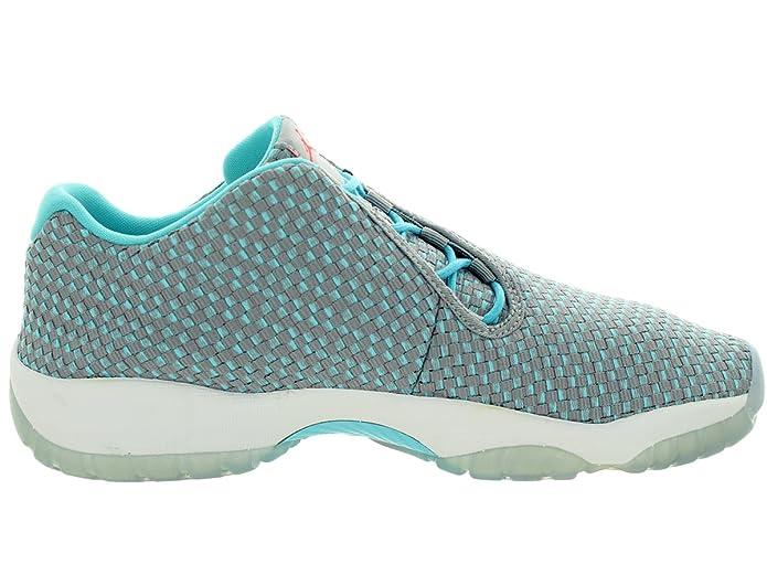 info for 4b9d1 038d6 Amazon.com   Jordan Kids  Nike Air Future Low Gg 724814-014 Grey Blue White    Basketball