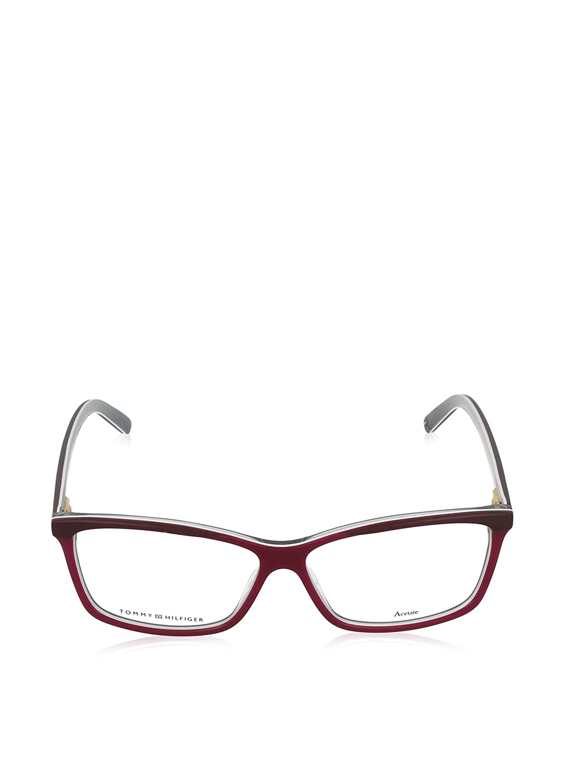 : Tommy Hilfiger TH 1123, Geometric, acetate