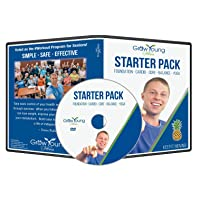 Grow Young Fitness Chair Exercises for Seniors - Starter Pack DVD Foundation - Cardio...