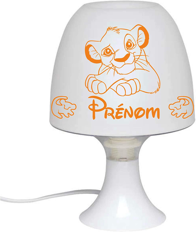 Lampe de Chevet Enfant Veilleuse à Personnaliser avec