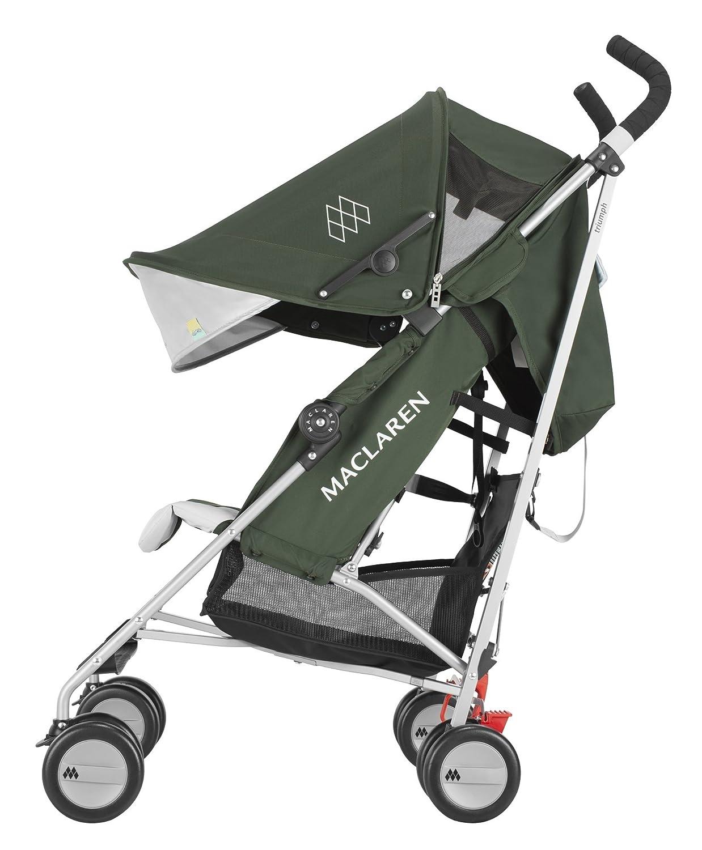 Amazon.com: Maclaren wm1y030052 Triumph, Highland verde/gris ...