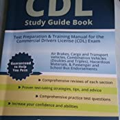 Texas cdl handbook section 14: special requirements practice test.
