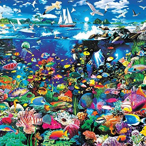 (Ceaco Oceans - Tropical Lagoon Puzzle)