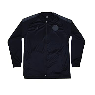46817df26570 Men s Official 2018-2019 Paris Saint Germain PSG Jordan Edition Jacket  AQ0964-012 (