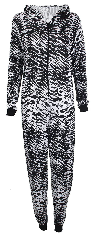 33659379cb9 Womens Aztec Tribal Skull Leopard Tie Dye Print Viscose Onesie Jumpsuit  (S M (UK 8-10)